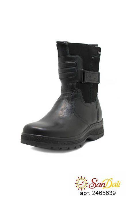 Ботинки мужские зимние FOGERT   Мужская Обувь   Интернет-магазин ... 011ebd847b9