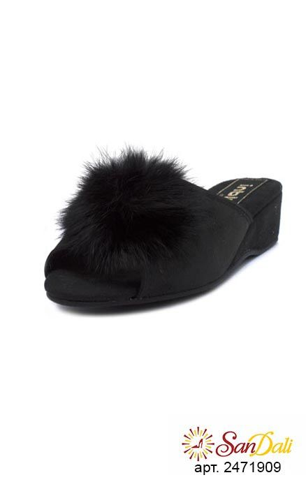 Тапочки домашние женские INBLU   Женская Обувь   Интернет-магазин ... bdec3d75e5ed0