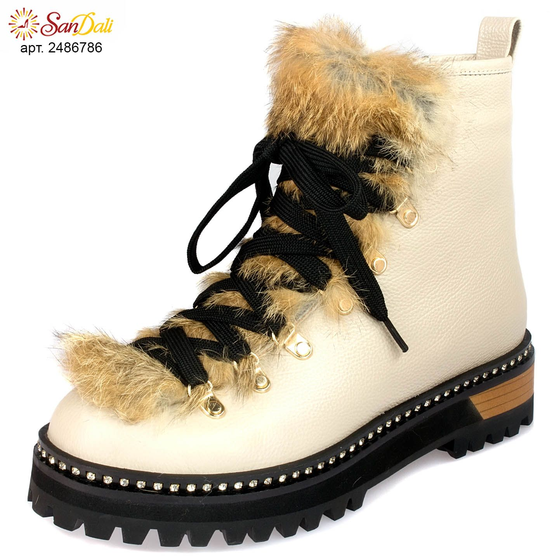 Ботинки женские зимние AIDINI 9980 q доступные размеры  36, 37, 38 0ee6f0f8488